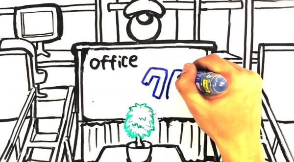 コワーキングスペース7FのPR動画を作っていただきました。
