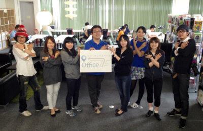 「そうだ埼玉」のダンスの撮影をコワーキングスペース7Fスタッフで行いました。