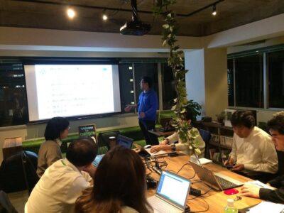 五反田のコワーキングスペース「CONTENTZ」にて、「ライター向けWordPress入門&ワークショップ」の講演を担当しました。