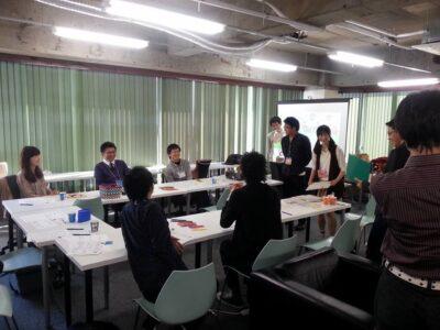 毎週日曜日は20代限定の朝活を埼玉県さいたま市の大宮のコワーキングスペース7Fで開催されています。