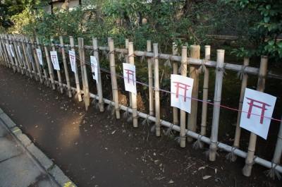 参道クリーン大作戦