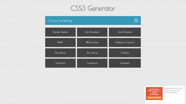 css3-generator