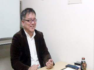 大島さんインタビュー