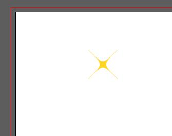 【Adobe Illustrator】簡単に作れるキラキラ装飾