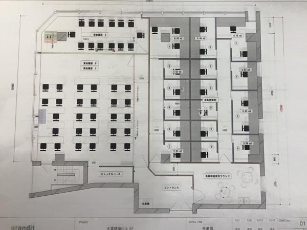 会議室エリアの利用イメージ