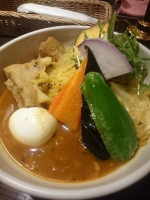 スープカレー 奥芝商店 札幌本店