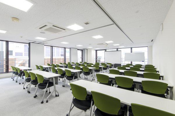 会議室の全体写真(その1)