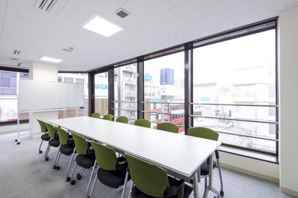 会議室A室内