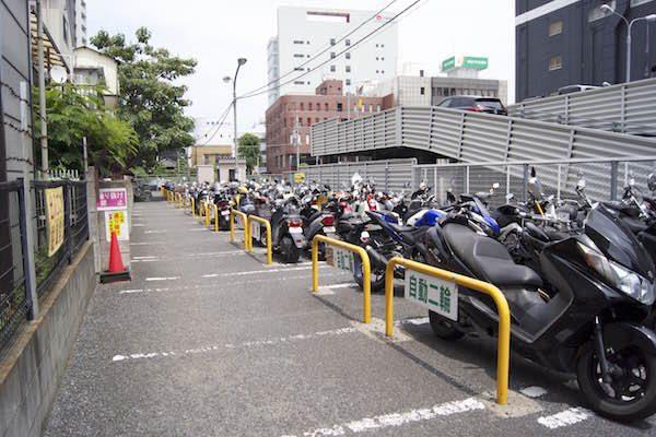大宮駅第2自転車駐車場2