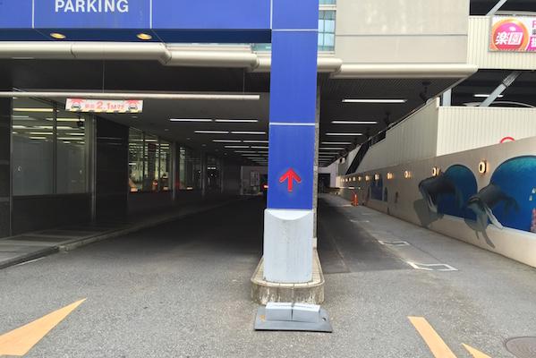 大宮駐車場・Omiya Carpark-2
