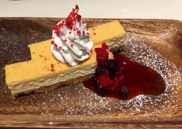 カフェ サルバドル(Cafe Salvador) ルミネ大宮店のチーズケーキ