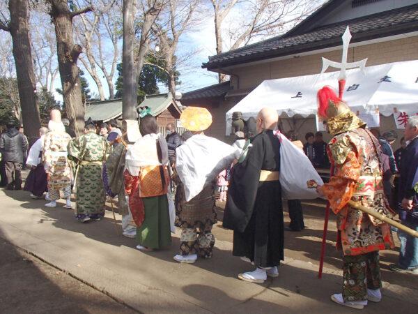 与野七福神パレード