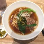 春水堂 牛肉麺