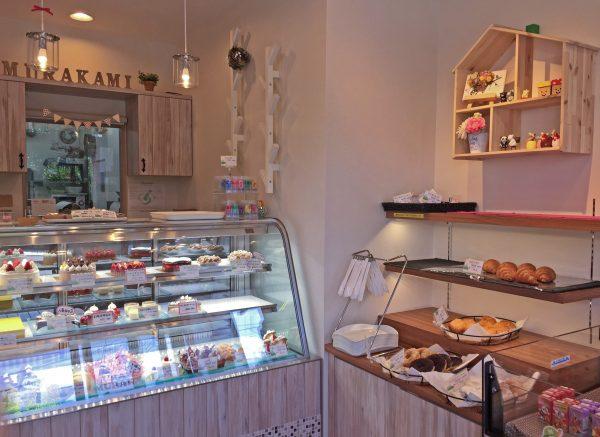 パンとケーキの店MURAKAMI