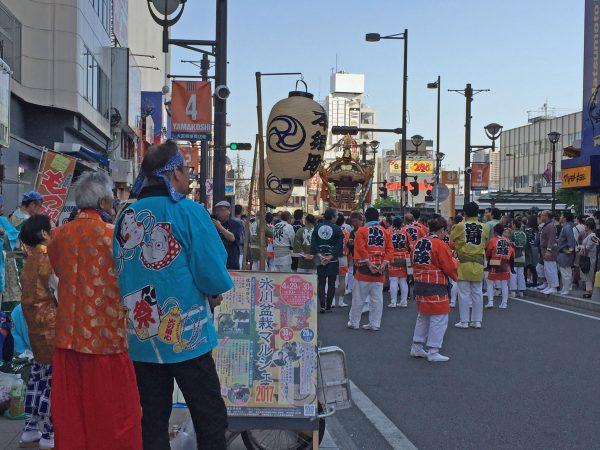 大宮駅前「THE JAPAN DAY」