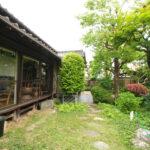 アルピーノ村 ギャラリー樟楠の庭