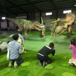 恐竜イベント