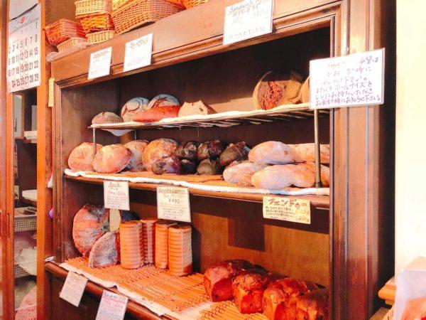 湯河原のパン屋さん
