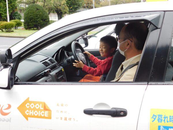 親子交通安全教室