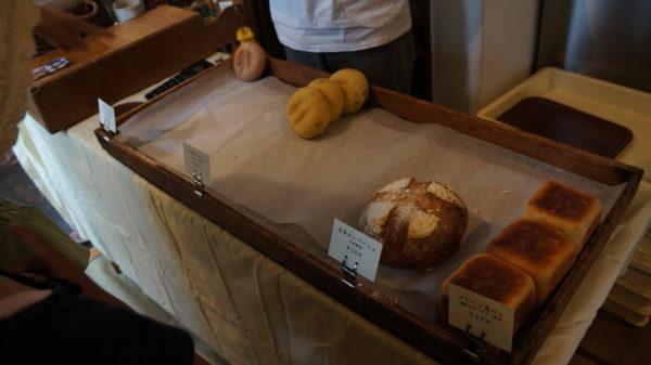 ヘブンズテーブルのパン