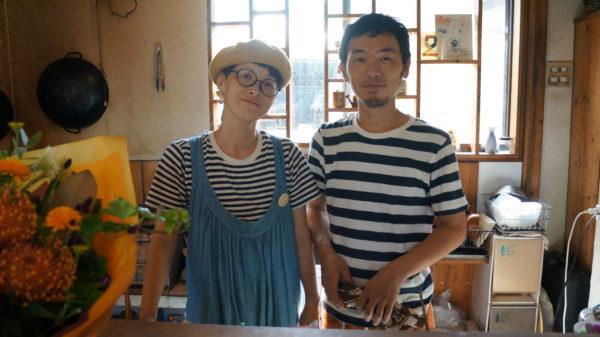 高山さん夫妻