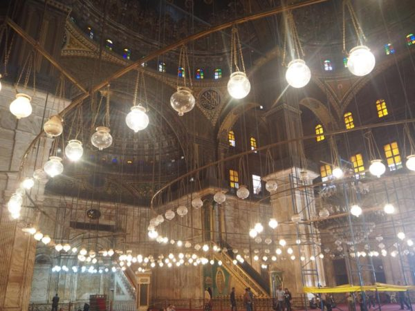 モスクの様子