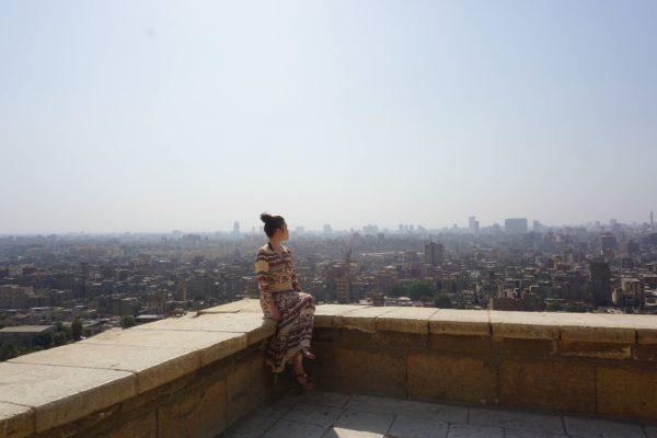 カイロの街