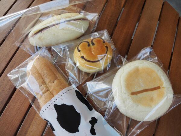 四種のパン