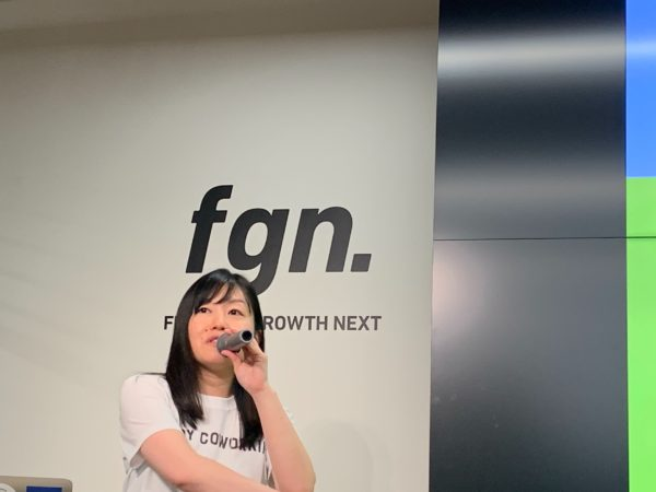 DIAGONAL RUN FUKUOKA、BOOK&CO.の運営に携わる山下陽子さん